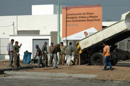 Zamora visitó los avances de obras en Las Tunas