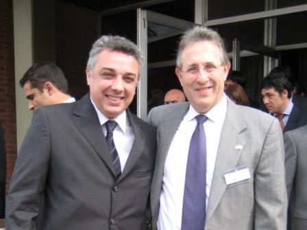 El Intendente de Tigre se reunió con el Embajador de EEUU