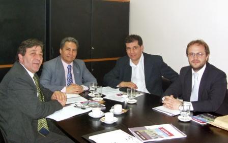 La Mesa Directiva del COFELCO, se reunió con el Director de Fortalecimiento Institucional de la Provincia de Buenos Aires