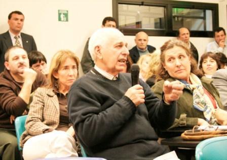 Audiencia Pública en San Fernando por el Proyecto de Ordenanza de Higiene Urbana