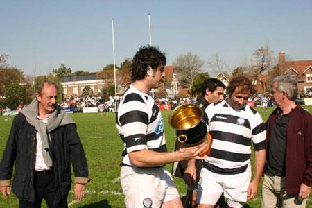 El CASI se quedó con la copa San Isidro Labrador