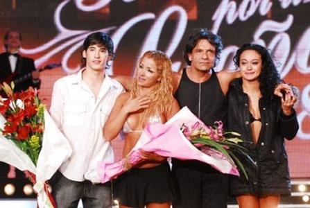 Fernanda Vives no pudo contra Marcelo de Bellis