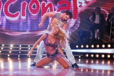 Adabel Guerrero quedó afuera de Bailando por un sueño
