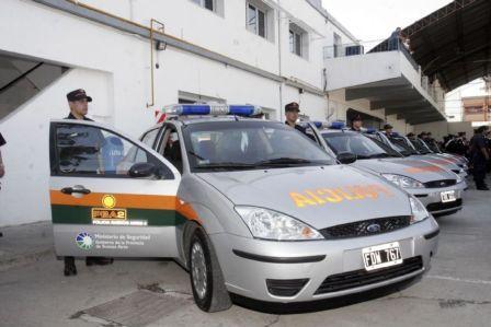 Inauguración de la Estación Policía Bonaerense 2 Tigre