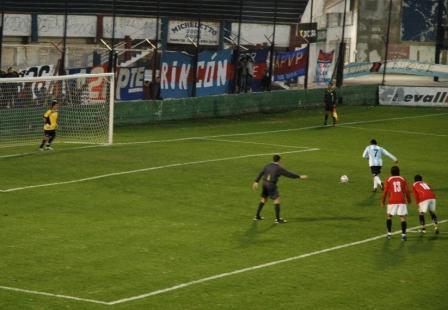 La Selección jugó a beneficio en cancha de Tigre