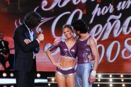 Zámolo, Rojas, Jelinek y Santillán quedaron sentenciados en Bailando por un sueño