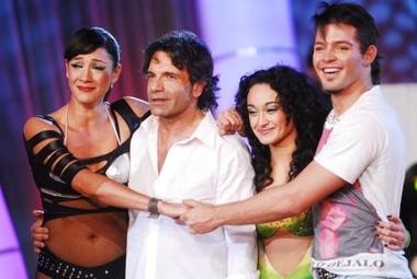 Eunice Castro dejó afuera de Bailando por un sueño a Marcelo de Bellis