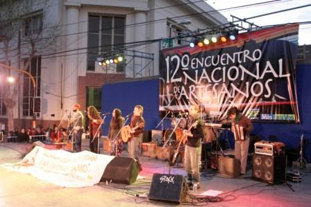 Miles de personas visitaron el encuentro nacional de artesanos en San Fernando