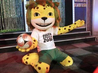 El mundial de Sudáfrica ya tiene mascota: Zakumi