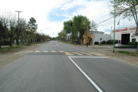 Massa y Zamora inauguran la pavimentación de la Av. 12 de Octubre