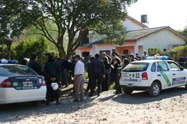 Cinematográfica persecución a los tiros por paramericana entre San Isidro y Tigre