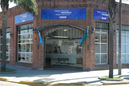 Don Torcuato tiene un nuevo Registro Civil
