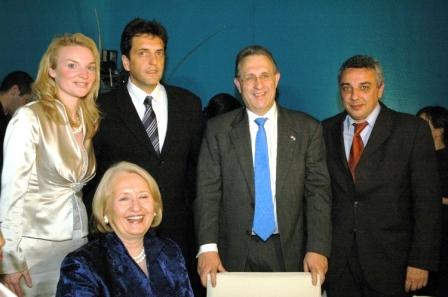 Tigre recibió  a Vital Voices una reconocida cumbre de mujeres líderes del continente