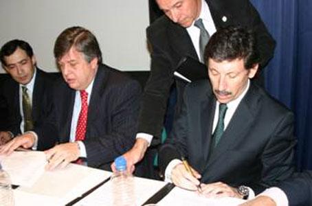 Se firmó el convenio de colaboración entre la Municipalidad de San Isidro y el Ministerio de Seguridad Bonaerense