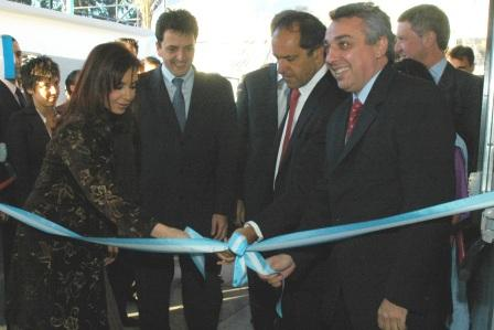 Se inauguró un Jardín de Infantes en Benavidez