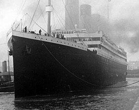 Construirán una réplica del Titanic en Inglaterra