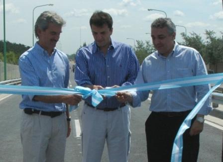 Zamora inauguró junto a Sergio Massa el Corredor Bancalari – Benavídez