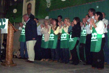 Acción Comunal festejó su 23 aniversario