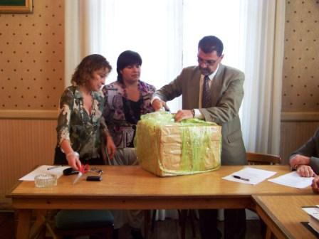 Apertura de sobres de licitación para obras cloacales en San Fernando
