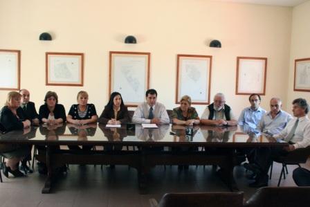 El bloque de concejales del Frente para la Victoria anunció un homenaje a Ubieto