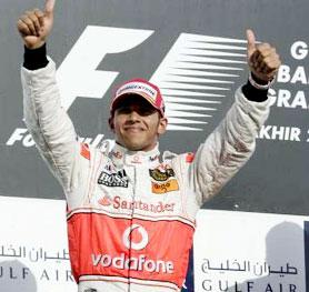 Hamilton es el nuevo campeón del mundo de la Fórmula 1