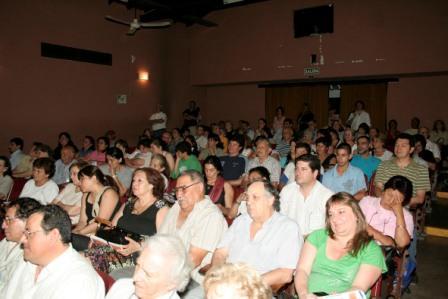 Avanza en San Fernando el Presupuesto Participativo 2008-2009