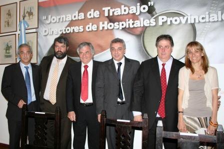 Zin y Zamora abrieron Jornadas Científicas y de Investigación en Tigre