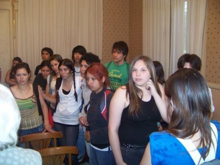 Jóvenes estudiantes realizarán pasantías en la municipalidad de San Fernando