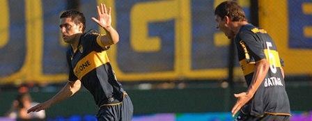 Riquelme acertó una vez y Boca le gano a Arsenal