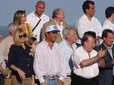 Amieiro participó de la inauguración oficial de los juegos Buenos Aires la Provincia