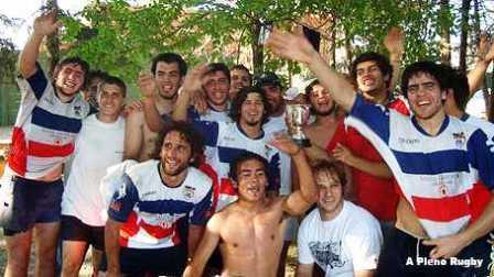 Tigre Rugby Club, campeón del XIII Seven de la URBA