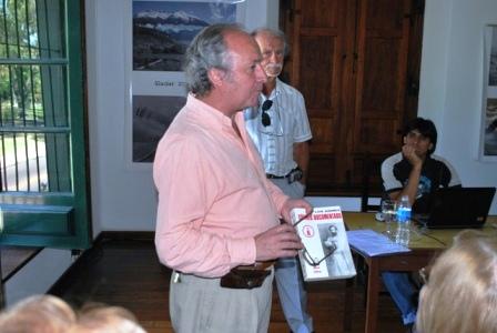Conferencia del investigador Don Martín Miguel de Güemes