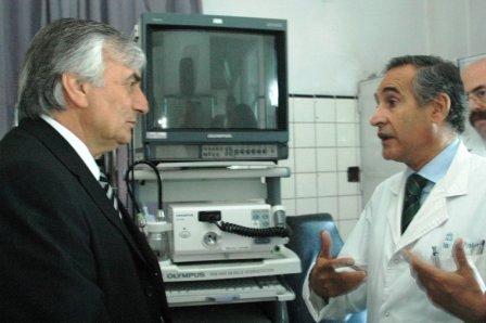 Zin entregó equipamiento de última generación para el Hospital Cetrángolo de Vicente López