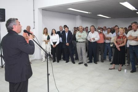 El nuevo Consejo del PJ Tigre festejo el día del militante