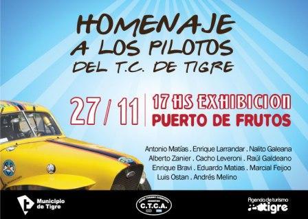 Gran Premio Homenaje a los Pilotos del TC de Tigre