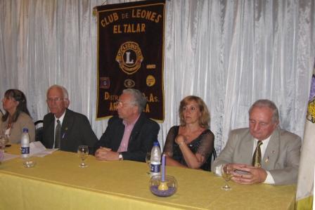 30 aniversario del Club de Leones de El Talar
