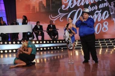 Inesperada eliminación de la Tota Santillan en Bailando por un Sueño