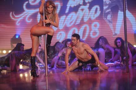 El Caño recargado debutó en Bailando por un sueño