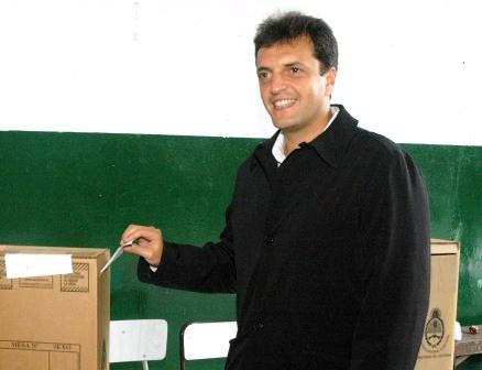 Massa Presidente del Partido Justicialista de Tigre