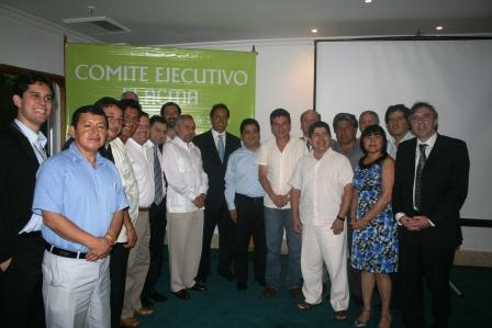 V Cumbre Hemisférica de Alcaldes 2009