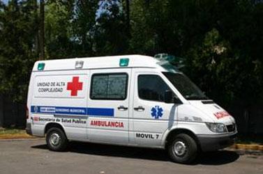 Presentaron una ambulancia de alta complejidad para Boulogne