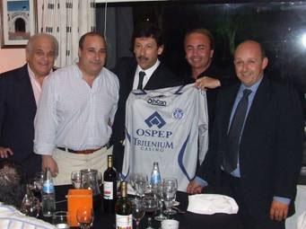 El club Acassuso despidió el año con una emotiva cena