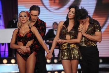 Eunice Castro y Mónica Farro fueron eliminadas de Bailando por un sueño