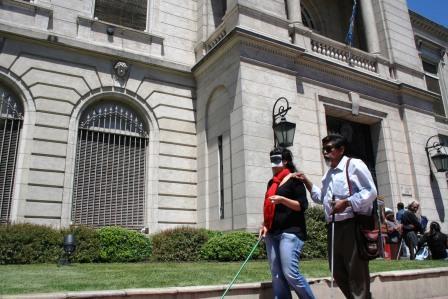 Se realizó en Tigre una actividad de concientización en el Día Internacional de la Discapacidad