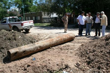 El plan de obras avanza en todo Tigre