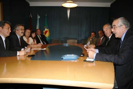 Firma de importante convenio de cooperación entre el COFELCO y la Universidad de Morón