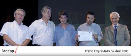 El Iadepp San Isidro fue premiado por su labor solidaria