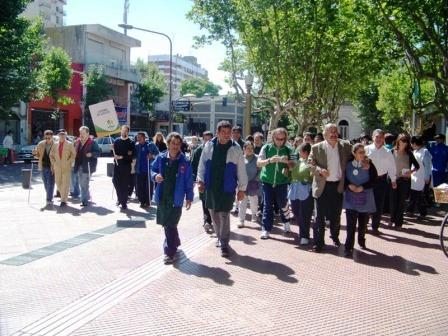 Día internacional de las personas con discapacidad en San Fernando