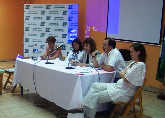 Jornada para la promoción y protección de los derechos del niño en San Fernando