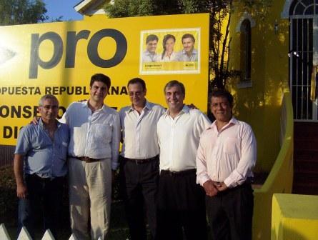 El Pro inauguró un nuevo local en Rincón de Milberg